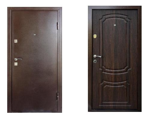 входные двери от производителя Богодухов